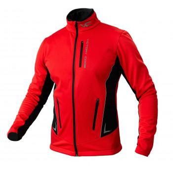 Куртка разминочная Victory Code SPEED UP A2 red