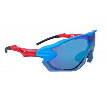 Очки KV+ DELTA SG12.12 1 LENS blue/red