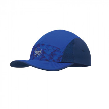 Кепка Buff RUN CAP 117190.715.10.00 adren cape blue