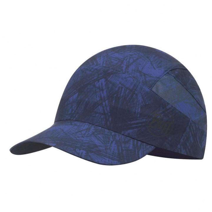 Кепка Buff PACK TRECK CAP 117220.7157.10.00 hashtag cape blue