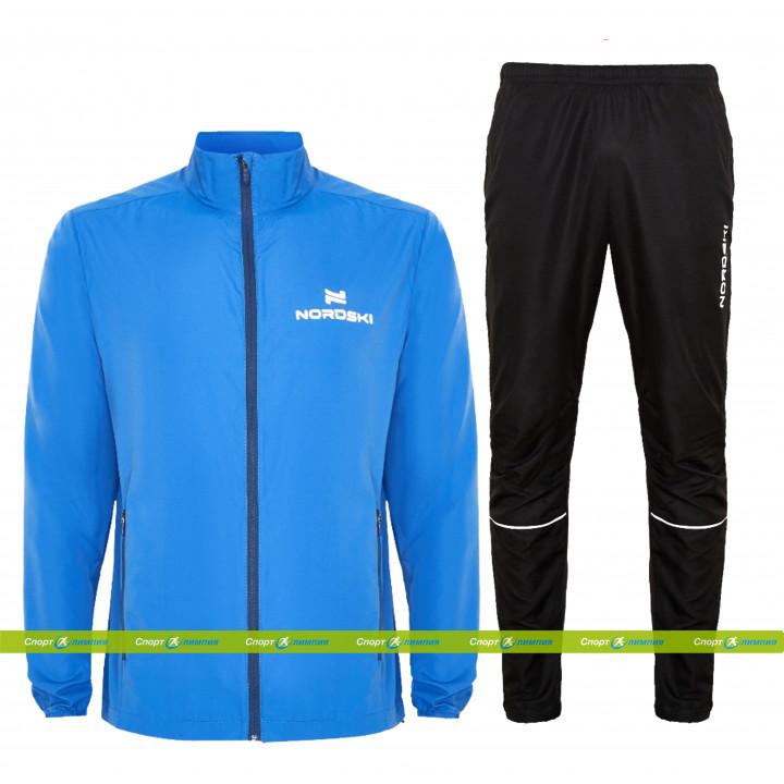 Беговой костюм Nordski Motion Run Vasil/Dark blue (NSM273017 – NSM635100)