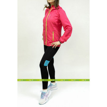 Беговой костюм Nordski Premium Run Pink/Yellow (NSW203891 – NSW150100)