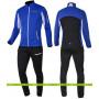 Лыжный разминочный костюм Noname Flow On Motion blue (Motion 15 KURTM - Motion 18)