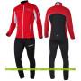 Лыжный разминочный костюм Noname Flow On Motion red (Motion 15 KURTM - Motion 18)