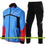 Лыжный разминочный костюм KV+ Davos (8V140/23 - Lahti 7V117.1 black)