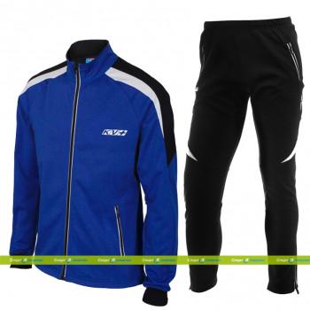 Лыжный разминочный костюм KV+ Lahti Warm (8V110.4 - Lahti 7V117.1 black)