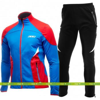 Лыжный разминочный костюм KV+ Lahti (9V116.32 - Lahti 7V117.1 black)
