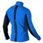 Лыжный разминочный костюм 905 Victory Code Speed Up Blue с лямками мужской