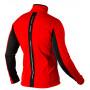 Лыжный разминочный костюм 905 Victory Code Speed Up Red с лямками мужской