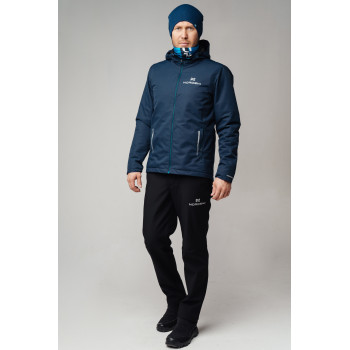 Утеплённый лыжный костюм Костюм Nordski Urban Dark Blue мужской