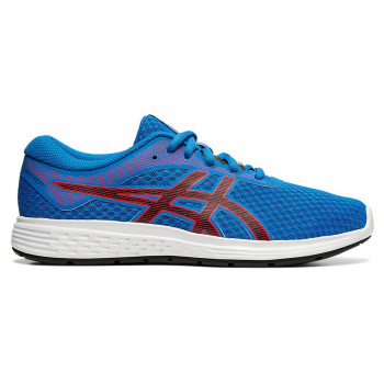 Кроссовки Asics PATRIOT 11 GS 1014A070 400 electric blue/speed red