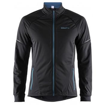 Куртка разминочная  Craft  Storm 2.0  XC 1904258  999677 black/fjord