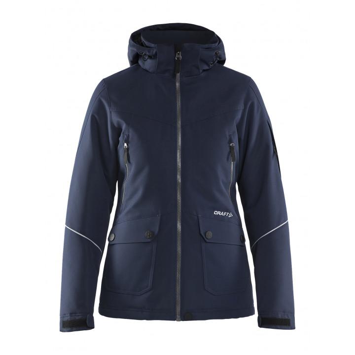 Куртка утепленная Craft UTILITY 1905071 947000 gravel