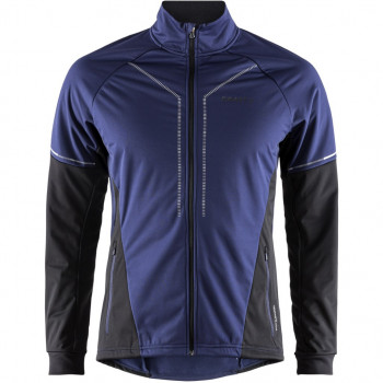 Куртка разминочная  Craft  Storm 2.0  XC 1904258  391999 maritime/black