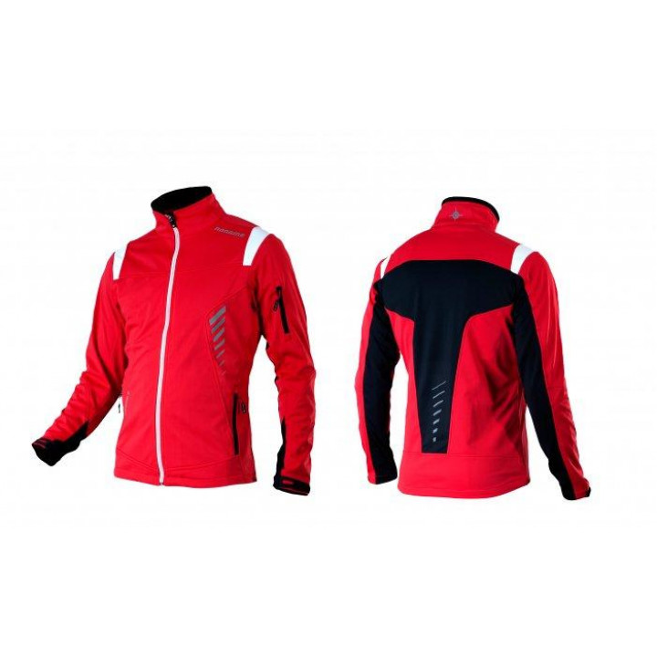 Куртка разминочная Noname Flow In Motion15 красный