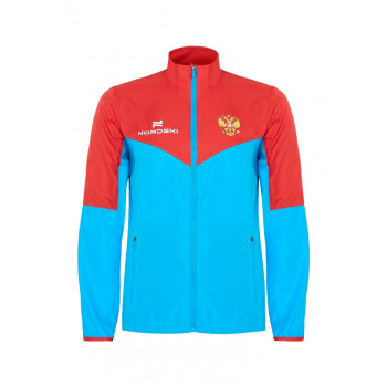 Куртка NordSki SPORT NSM278987 red/blue