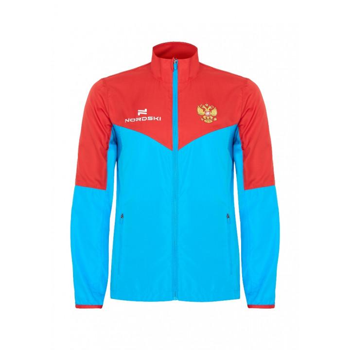 Куртка NordSki SPORT NSM278987 red/blue