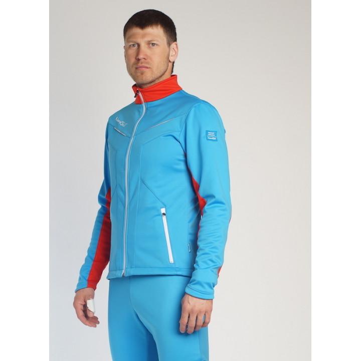 Куртка разминочная NordSki NATIONAL JR NSJ445790 blue