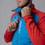 Куртка разминочная Nordski PREMIUM NSM443879 blue/red