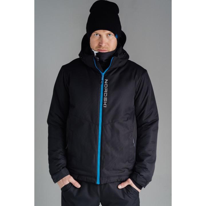 Куртка утепленная NordSki MONTANA NSM428100 black
