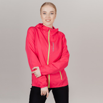 Куртка NordSki RUN NSW203891 pink/yellow