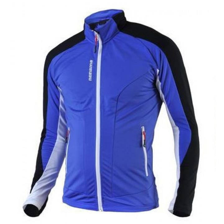 Толстовка Noname ThermoShirt14 синий/черный