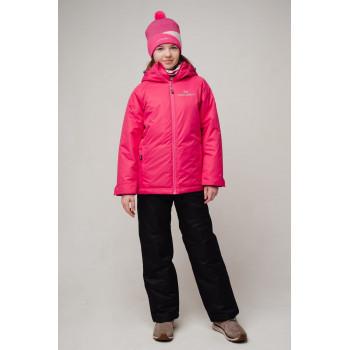 Куртка утепленная NordSki MOTION JR NSJ319890 raspberry