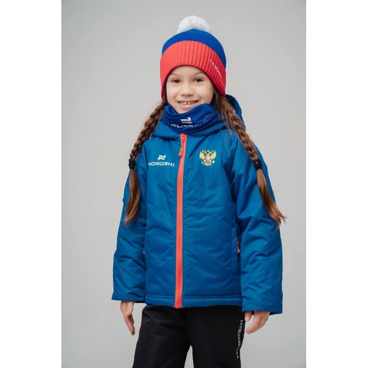 Куртка утепленная NordSki MOTION KIDS NSK307797 patriot