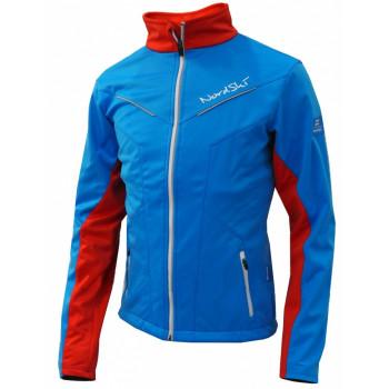 Куртка разминочная Nordski NATIONAL NSM443790 blue