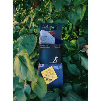 Носки Salomon Touring L35599100 синий/серый