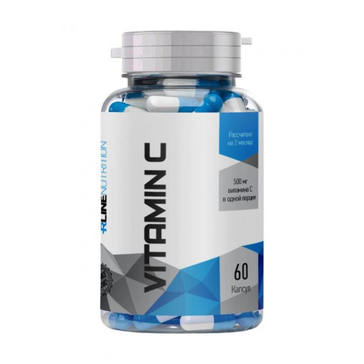 Мультивитамины RLINE VITAMIN C 60 caps