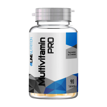 Мультивитамины RLINE MULTIVITAMIN PRO 90 caps