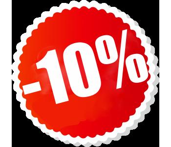 -10% иностранные бренды