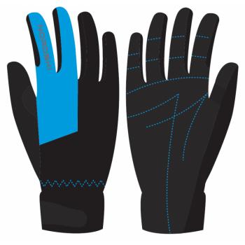 Перчатки NordSki RACING WS NSV136170 black/blue