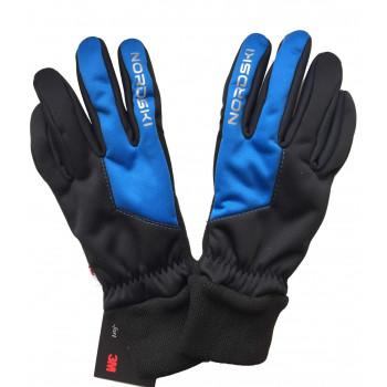 Перчатки NordSki Warm WS черн/син