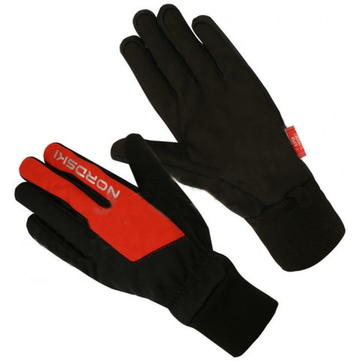 Перчатки NordSki Warm WS красный