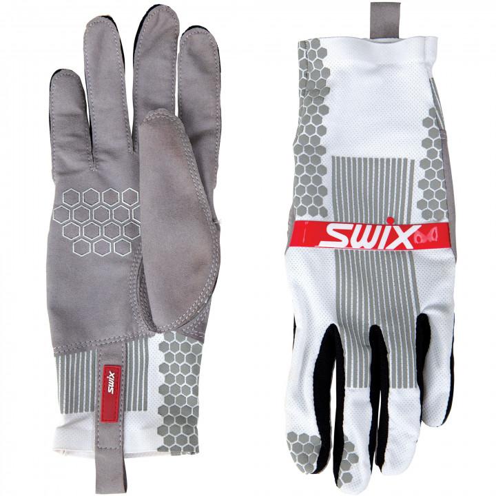 Перчатки лыжерол. Swix CARBON H0300 00000 белый