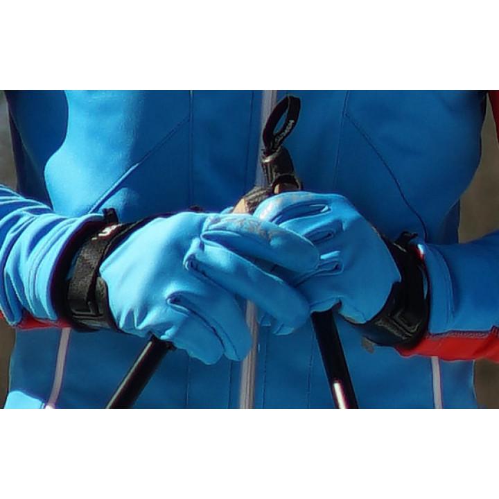 Перчатки NordSki Active WS National голубой