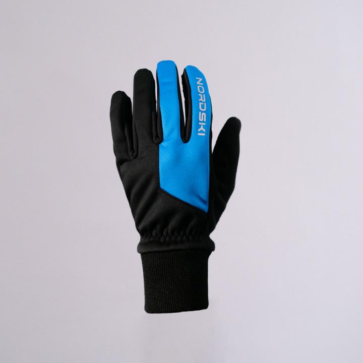 Перчатки NordSki ACTIVE WS NSU115170 black/blue