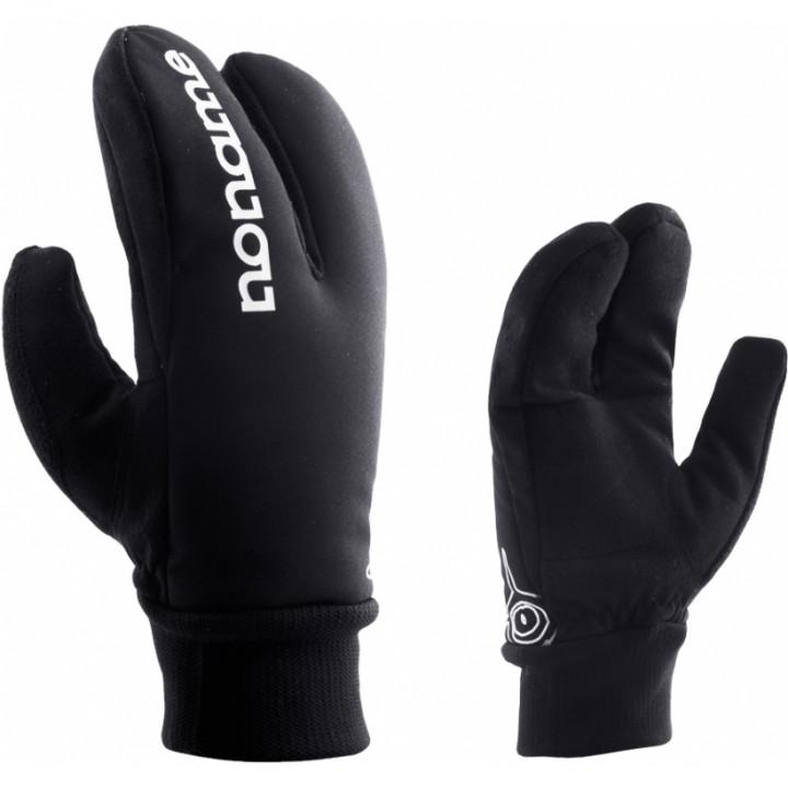 Перчатки-лобстеры Noname Arctic LOB черный
