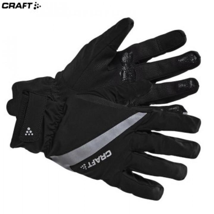 Велоперчатки Craft RAIN GLOVE 1906144 999000 black