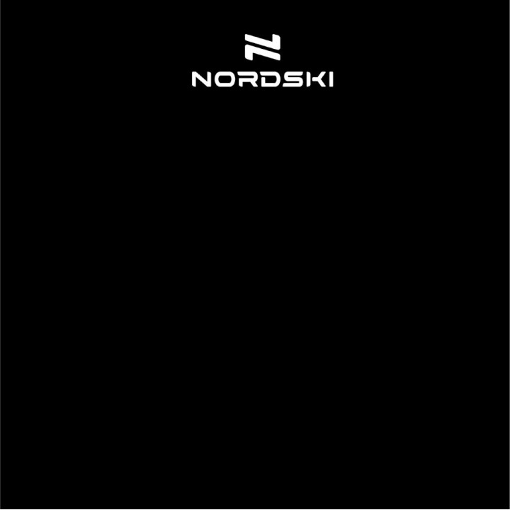 Баф NordSki ACTIVE NSV412100 black