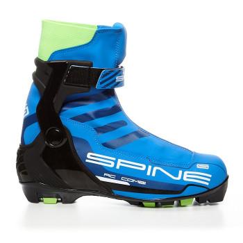 Ботинки лыжные NNN Spine RC COMBI 86M blue/black/lime