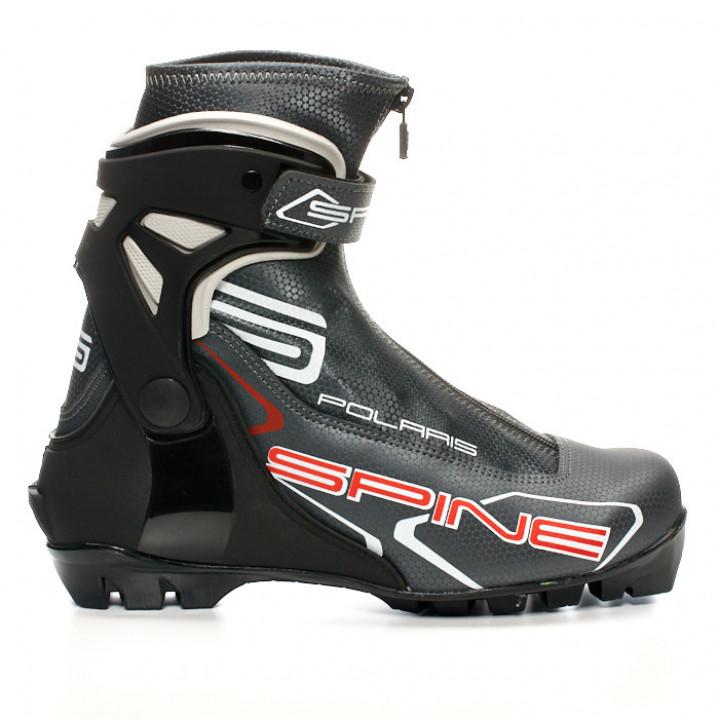Ботинки лыжные NNN коньковые Spine Polaris 85 синт -