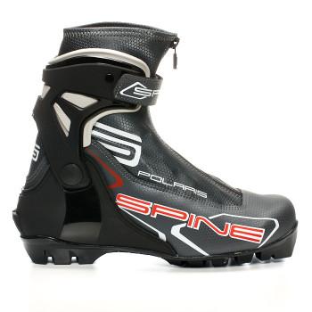 Ботинки лыжные NNN коньковые Spine Polaris 85 синт унисекс