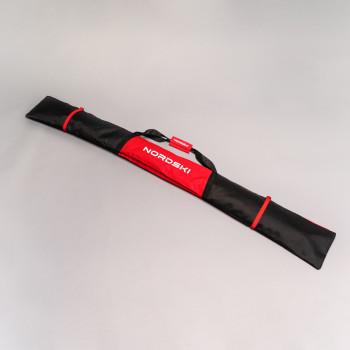 Чехол для лыж NordSki NSV313195 3 пары 195см