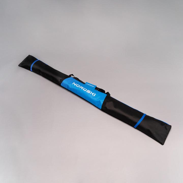 Чехол для лыж NordSki NSV143210 3 пары 210см black/blue