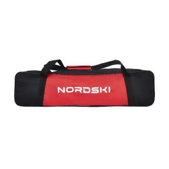 Чехол для лыжероллеров NordSki NSU300190 black/red