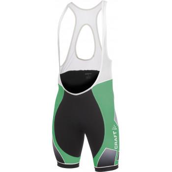 Велокомбинезон Craft Performance 1900016 9638 черный/зеленый