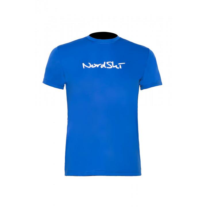 Футболка NordSki Active FUTBM синий